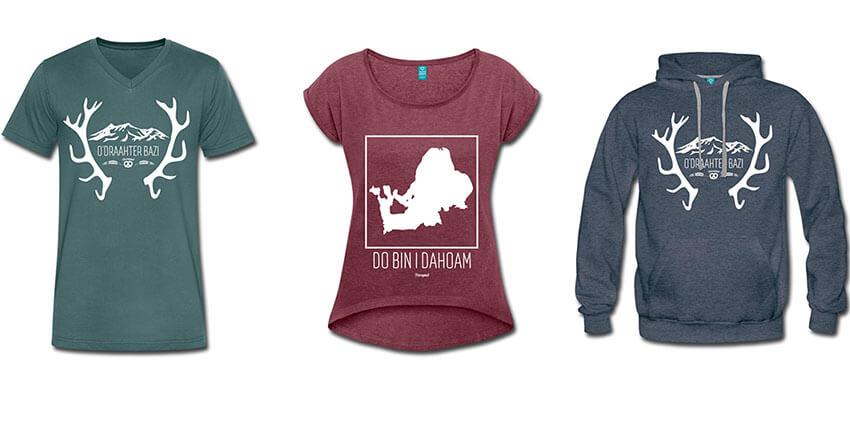 Fetzngaudi Chiemsee T Shirts Mit Flotten Sprüchen Von Tammy Gastager