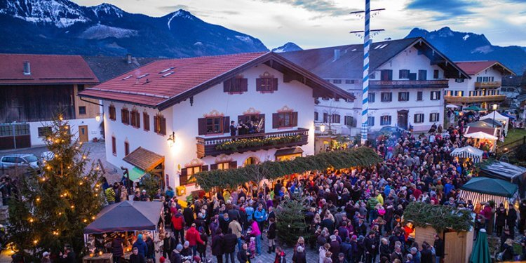 Dorfadvent Törwang mit Adventsingen